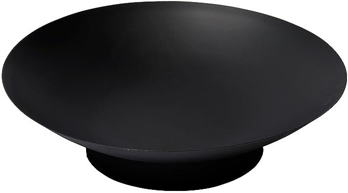 12 opinioni per Dobar braciere Stoccolma, braciere in ghisa, diametro 60x 17cm, Nero