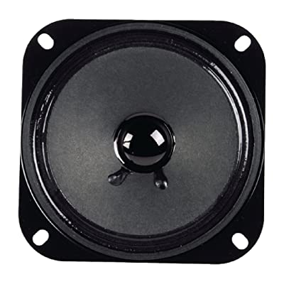 "Visaton R10S 4"" Full Range Speaker 8 Ohm: Home Audio & Theater"