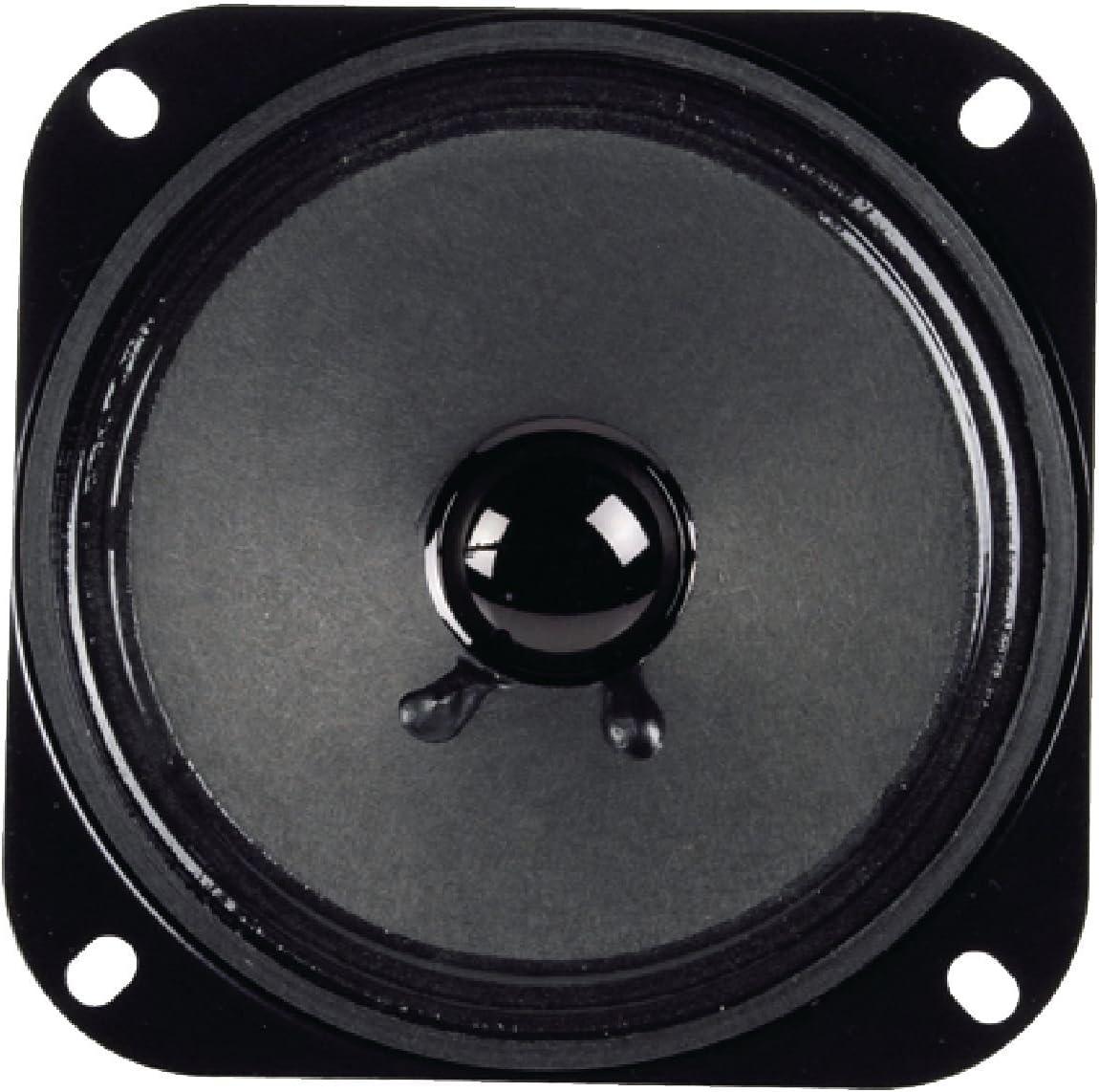 """Visaton R10S 4"""" Full Range Speaker 8 Ohm"""