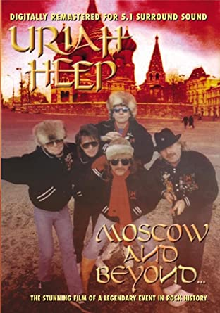Amazon Com Uriah Heep Moscow And Beyond Movies Tv