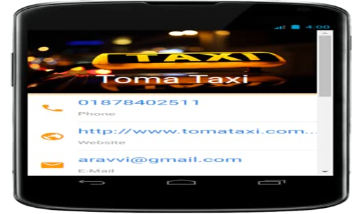 Amazon com: Toma Taxi Cab: Appstore for Android