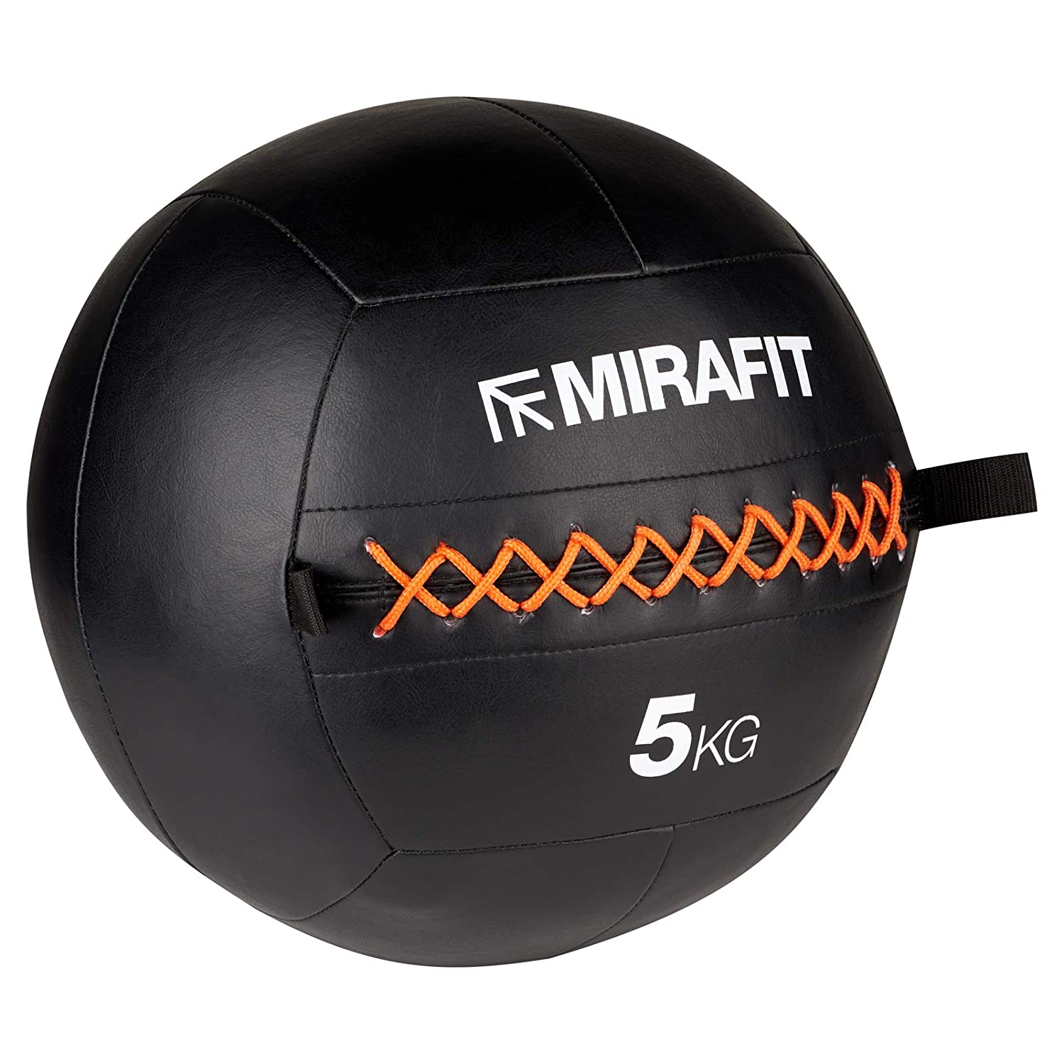 afee9d1d6 Mirafit Stitched PU Medicine Wall Ball - Choice of Weight  Amazon.co.uk   Sports   Outdoors