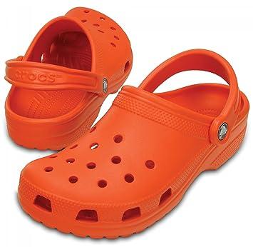 20f56d87eed8 Crocs Crocs Europe B.V. 10001 - Classic 817 Tangerine 5  Amazon.de ...