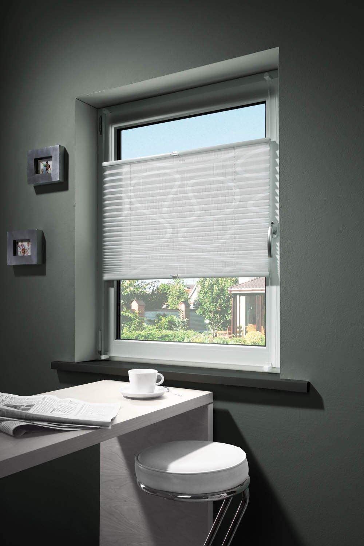 Mydeco® Mydeco® Mydeco® 80x210 cm [BxH] in creme - Plissee Jalousie ohne bohren, Rollo für innen incl. Klemmträger (Klemmfix) - Sonnenschutz, Sichtschutz für Fenster und Türen B00VDQVOKA Plissees 2bc29c