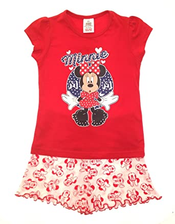 48600abc6 New Kids Girls Childrens Official Disney Minnie Mouse Micky Mouse ...