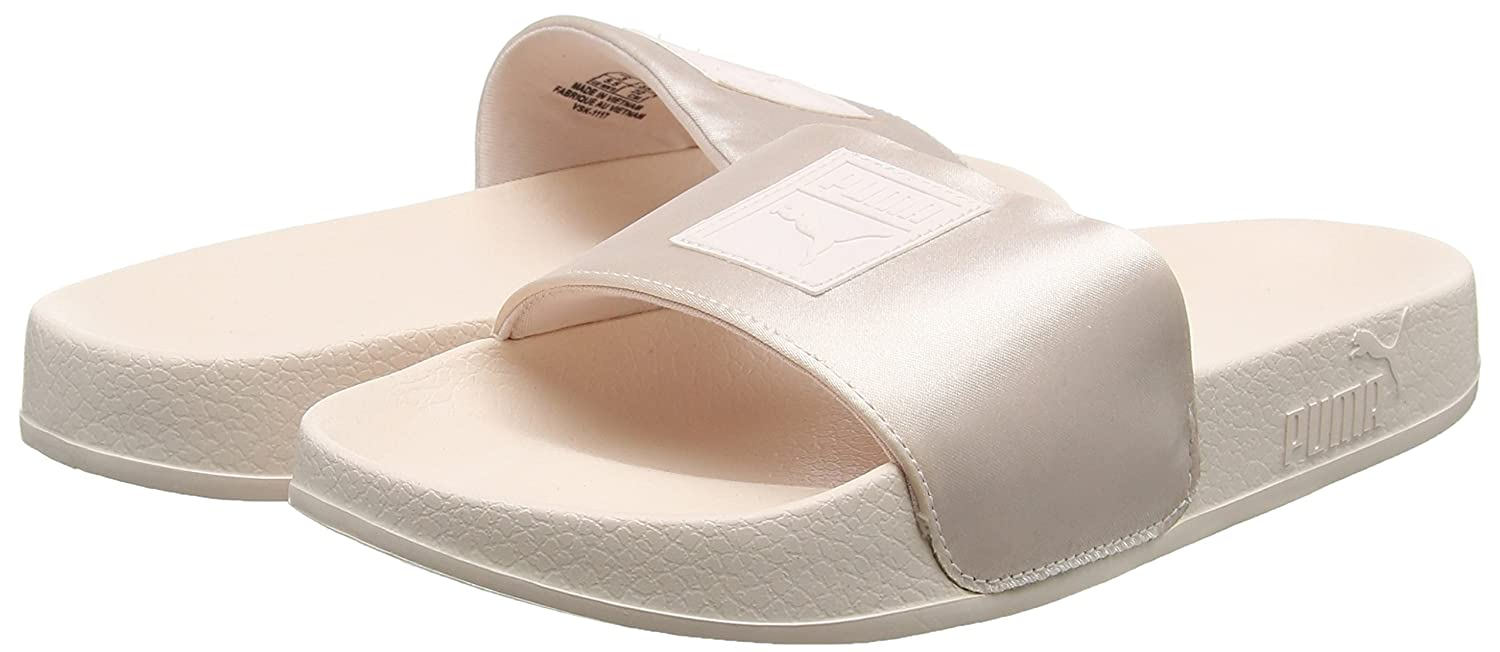 2d120a082cc702 Puma Women s Leadcat Satin WNS Pearl Fashion Sandals-6 UK India (39 EU)  (36533802)  Buy Online at Low Prices in India - Amazon.in