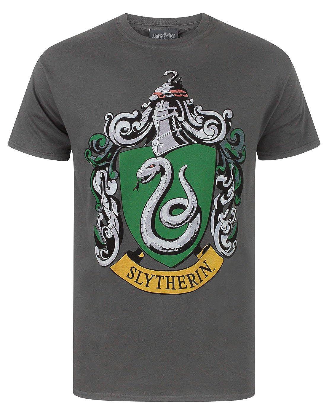 Official Harry Potter Slytherin Men's T-Shirt