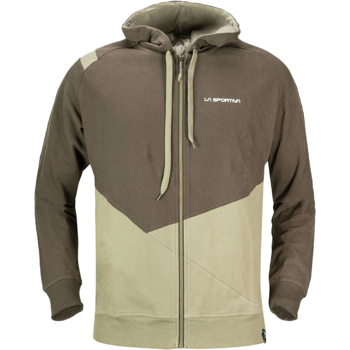 La Sportiva Men' s Rocklands Rock Climbing Hoody Sweatshirt for Men H38-900900-XL