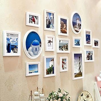 Wandmontage Design DIY Fotorahmen Sets Für Wand, Wohnzimmer Bilderrahmen  Wand Kreative Wand Bilderrahmen Kombination