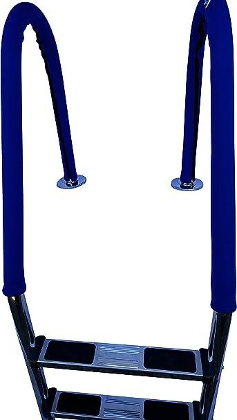 Fibropool Swimming Pool Hand Rail Cover 8 feet, Royal Blue