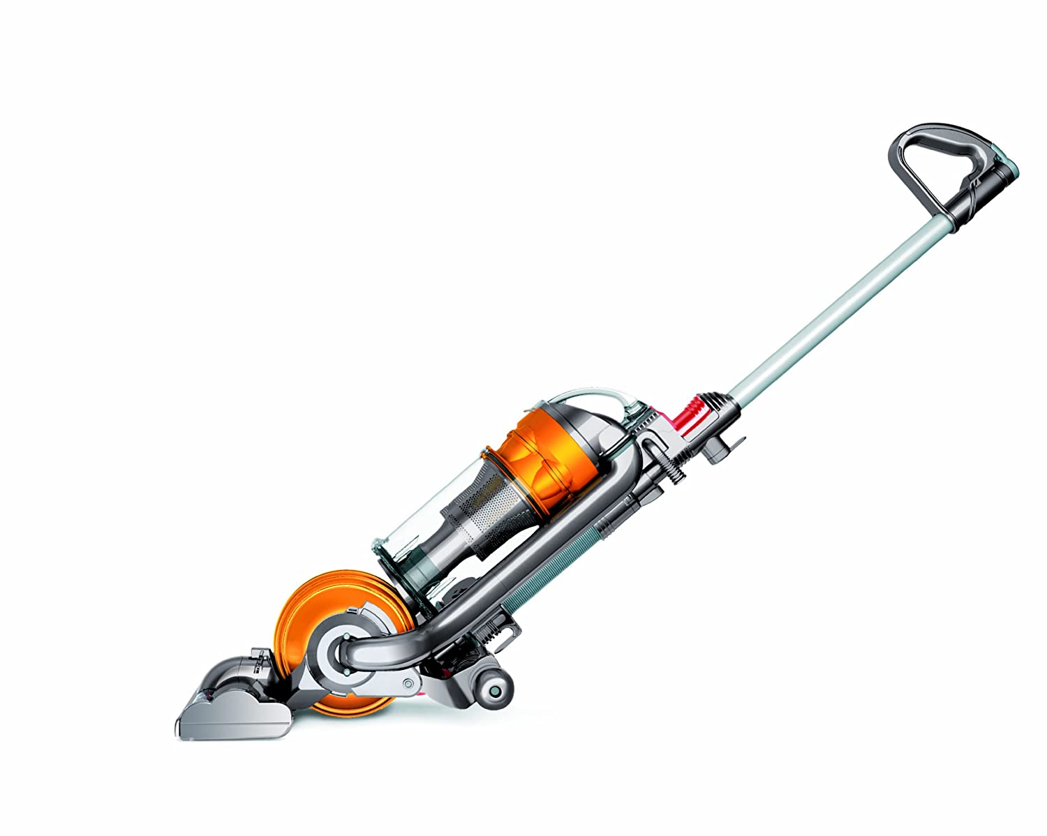 Amazon.com - Dyson DC24 Ball All-Floors Upright Vacuum Cleaner - Household  Upright Vacuums