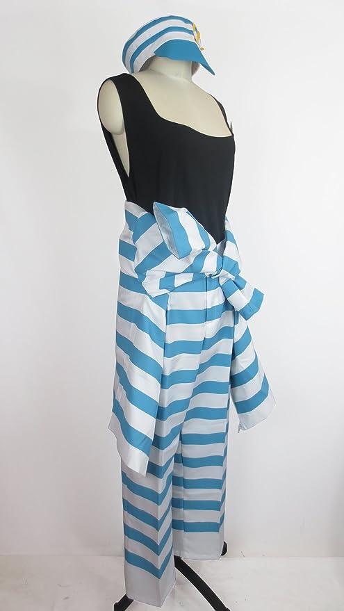 Amazon.com: Nanba Prison Detentionhouse Nanbaka Uno Uniform ...