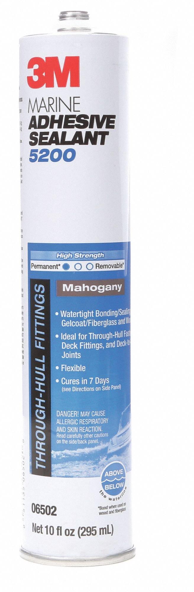 Marine Adhesive Sealant, 10 oz.
