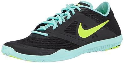 NIKE Women's Studio Trainer 2 Gym Shoes (6 B(M) US, Black