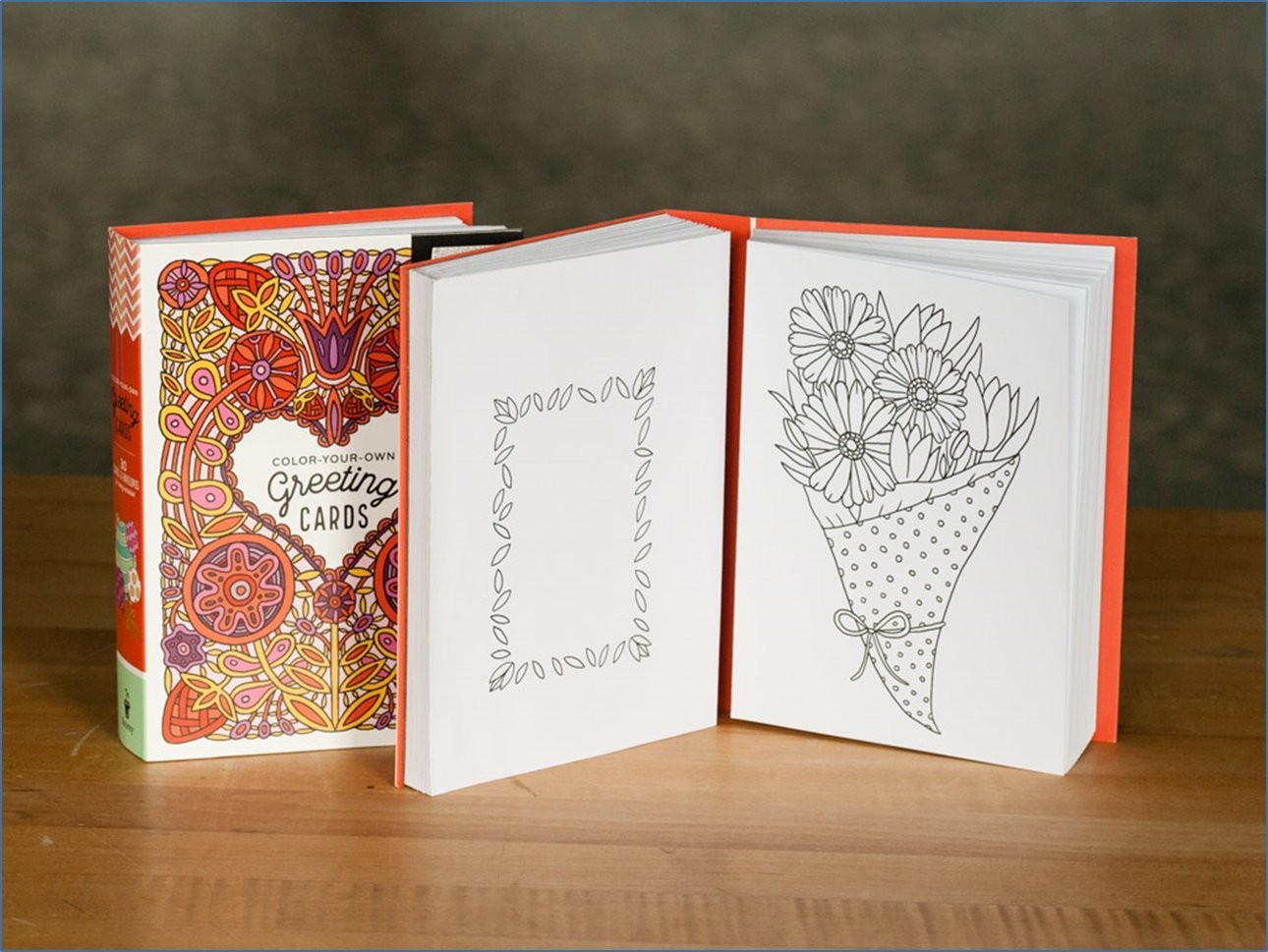 Color Your Own Greeting Cards 30 Cards Envelopes For Every