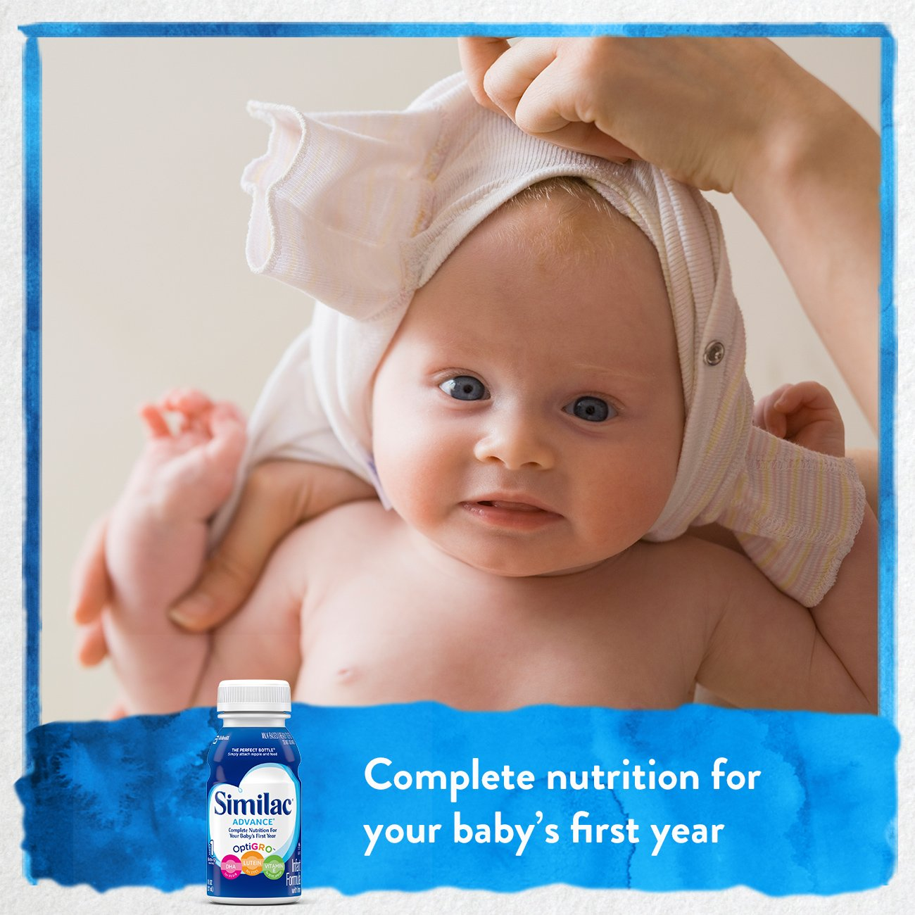 Similac Advance Infant Formula with Iron, Baby Formula, Ready to Feed, 8 fl oz (Pack of 24) by Similac (Image #4)