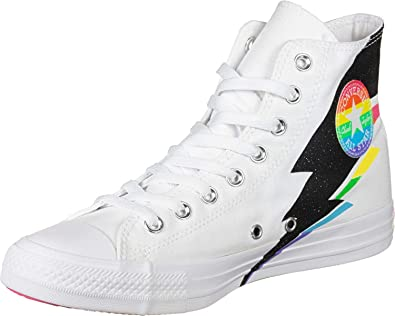 CONVERSE ALL STAR Pride High Boys Sneakers White: