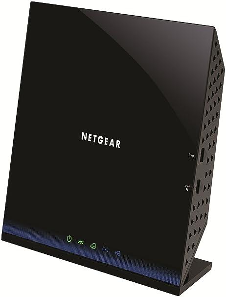 NETGEAR AC1200 WiFi DSL (Non-Cable) Modem Router 802 11ac Dual Band Gigabit  (D6200)