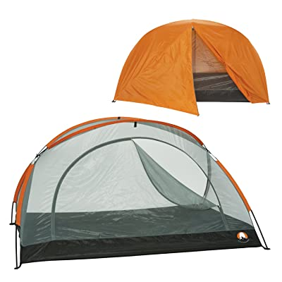 Stansport 723-200 Star-Lite 2-Person W / Fly Fg-Rust