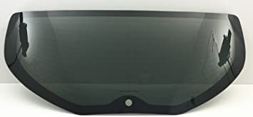 For 14-15 Nissan Rogue Select /& 08-13 Rogue 4-DR Rear Window Back Glass Heated