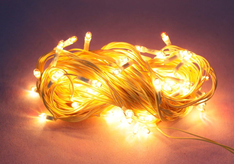 Citra 7mtr led rice string light for festival decoration warm white colour