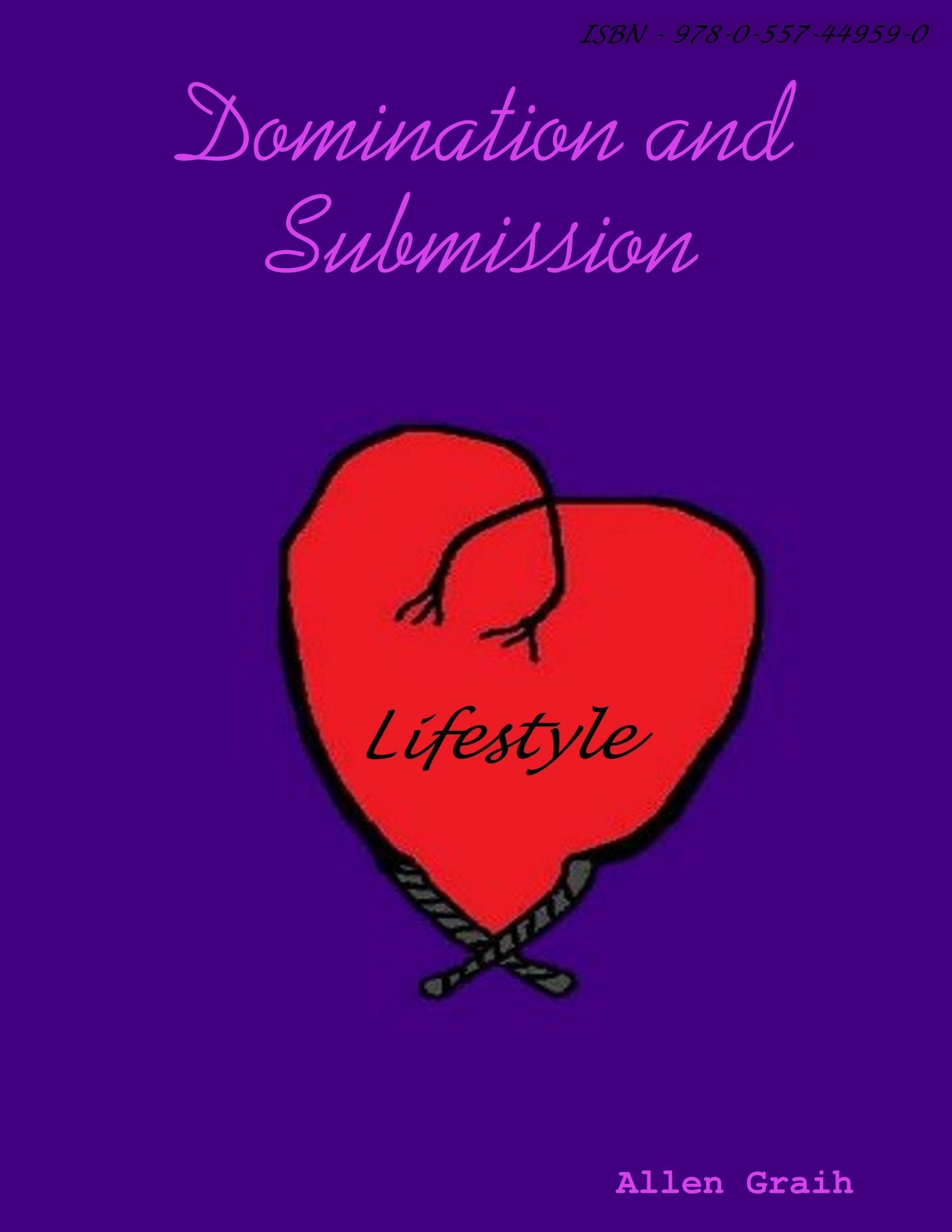 Domination and submission lifestyle
