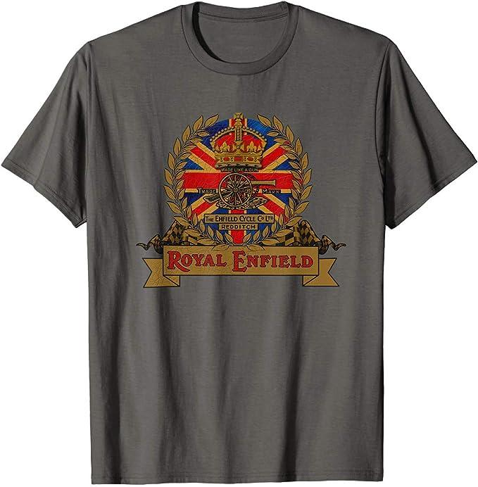 camiseta royal enfield