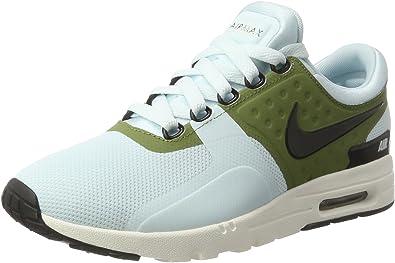 Nike WMNS Air Max Zero, Sneakers Basses Femme: