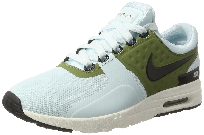 Abbastanza confortevole a buon mercato Nike Donne Air Max Zero Scarpe da corsa Glacier Blu/Nero ivory