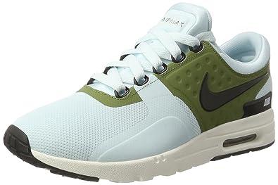the best attitude 4a68f 47981 Nike Damen WMNS Air Max Zero Sneakers, Türkis (Glacier Blue/Black/Ivory