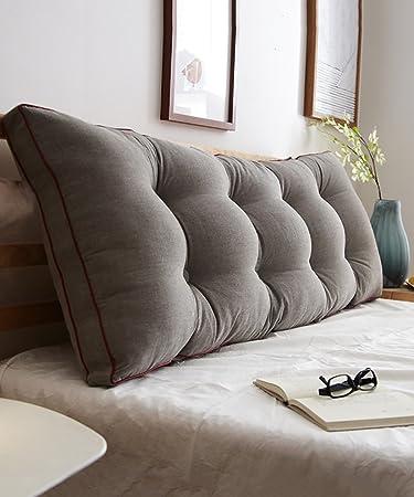 Bett Kissen liangliang bedside kissen einfache stützkissen einzelnes