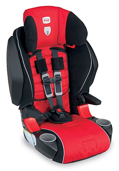 amazon com britax frontier 85 sict booster seat cardinal prior rh amazon com Britax Frontier 85 User Guide britax frontier 85 installation instructions