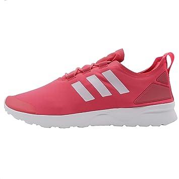 meet d9cf5 9c195 ADIDAS ORIGINALS ZX FLUX ADV VERVE Damen Sneaker Pink AQ6250 Übergrößen,  Größe43 1