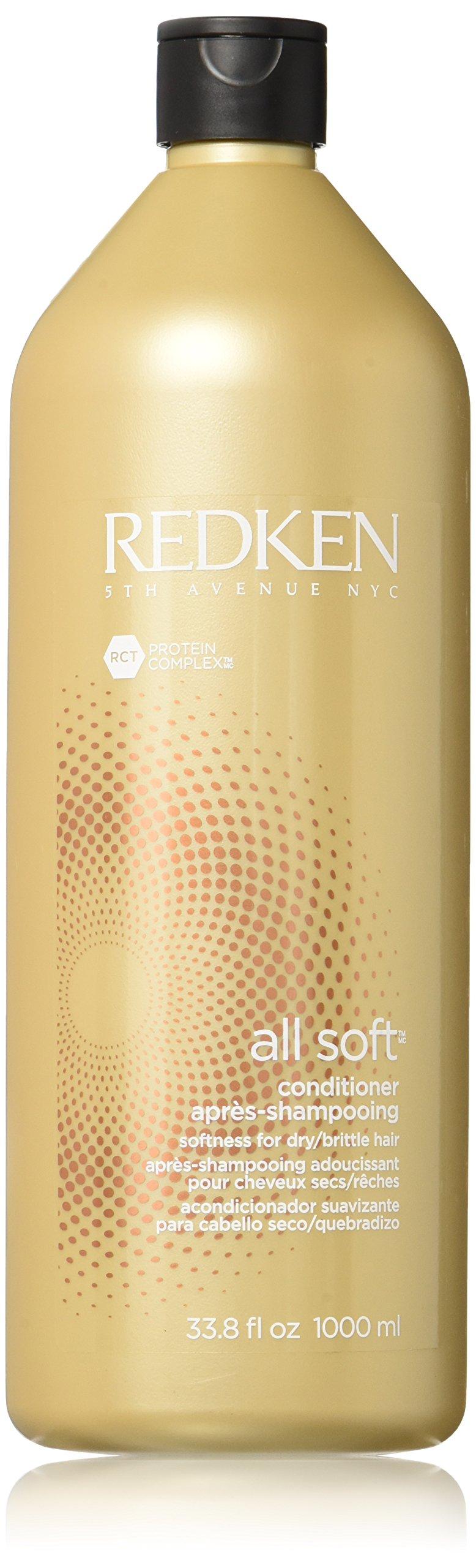 Pokupki/customer/account/login - Redken All Soft Conditioner For Dry Brittle Hair 33 8 Ounces Bottle