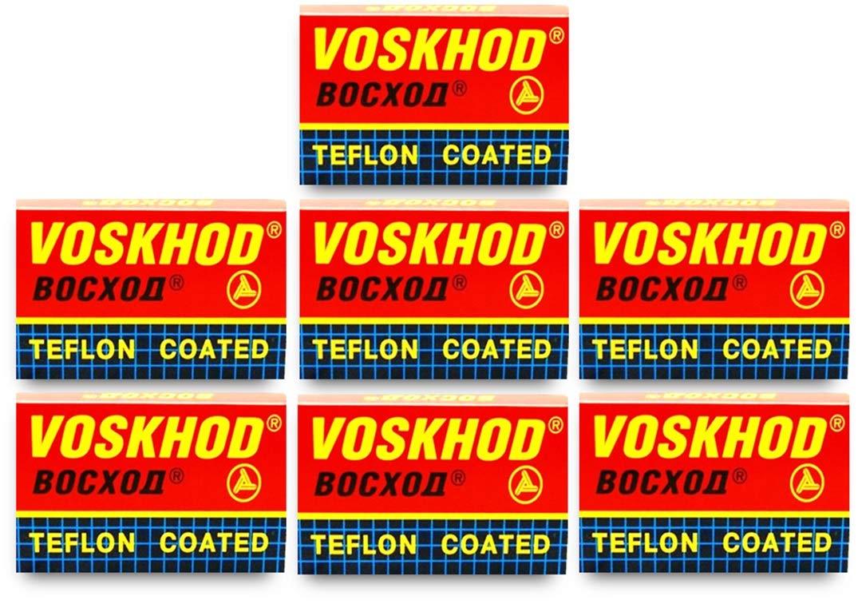 35 Voskhod - Teflon Coated Double Edge Razor Blades