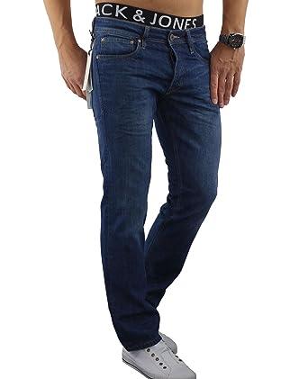 Original Jeans Mens Straight Jones Mid Fit amp; Jack Stone Leg Clark nBqAx1Iwg
