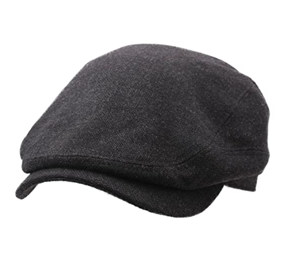 Stetson Men s Driver Cap Virgin Wool Cashmere Flat Cap Size M at ... 9206df4e837e
