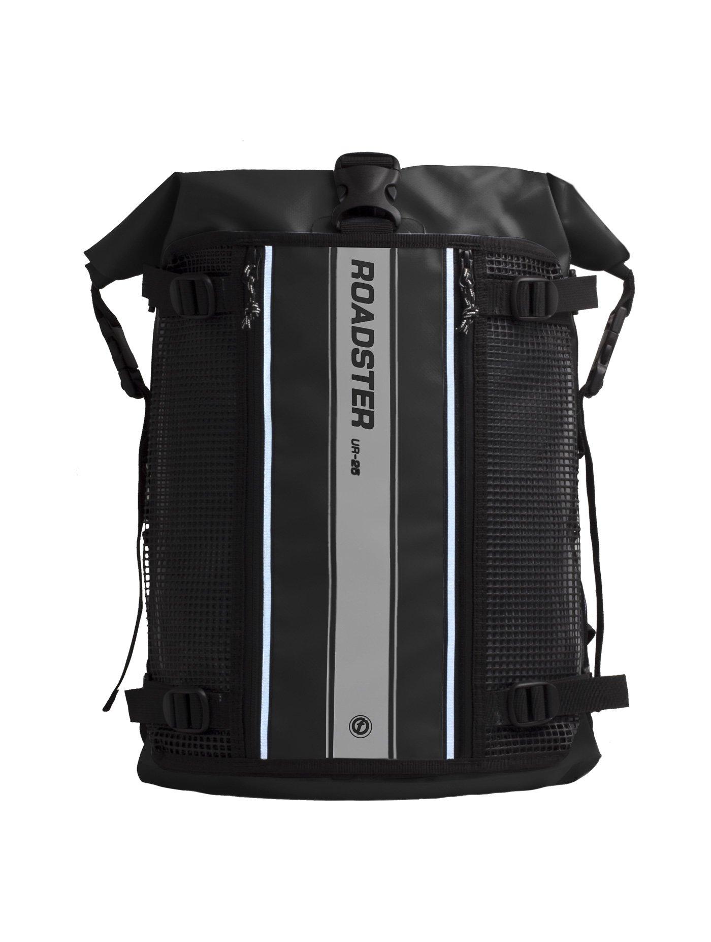 FEELFREE Multipurpose Waterproof Backpack 25 Litres Roadster UR 25, Black Color 1 pcs.