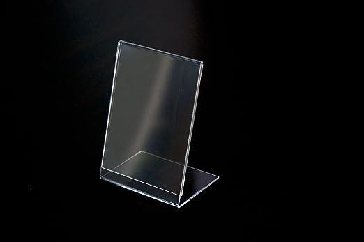 2 opinioni per Fimel- Espositore in plexiglass 155x215 mm per fogli A5 verticali in confezione