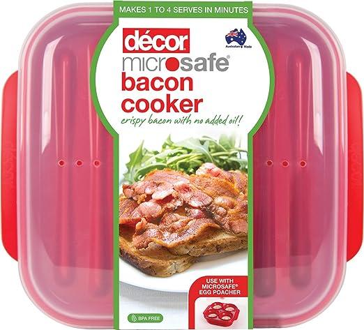 Bandeja Decor® Bacon Cooker para microondas, para cocinar ...