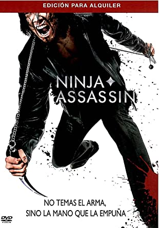 Ninja assassin [DVD]: Amazon.es: Jonathan Chan-Pensley, Rain ...
