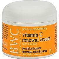 Beauty Without Cruelty Vit C Renewal Cream 2 Oz