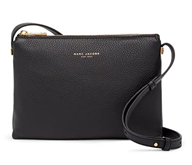 Amazon.com  Marc Jacobs Leather Crossbody Bag  Shoes