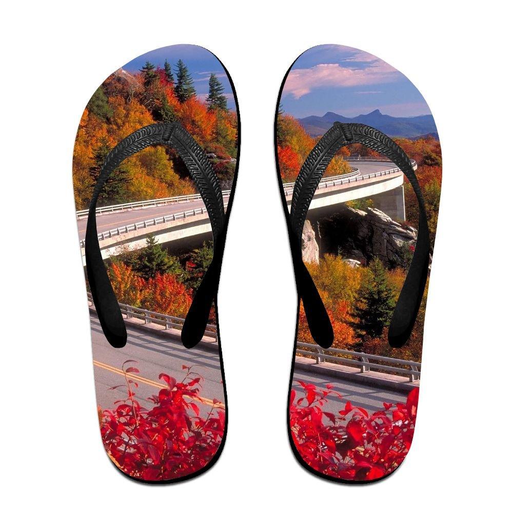 Unisex Summer Beach Slippers North Ridge Flip-Flop Flat Home Thong Sandal Shoes