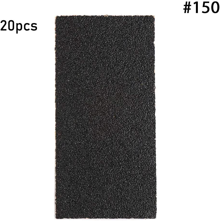 Grit 1000 5pcs 56 mm Sandpaper Abrasive Sand Papers Tools Unstopup 5//10//20 Sheets Auto Waterproof Grinding Polishing Sand Paper Tool,Supplies 115