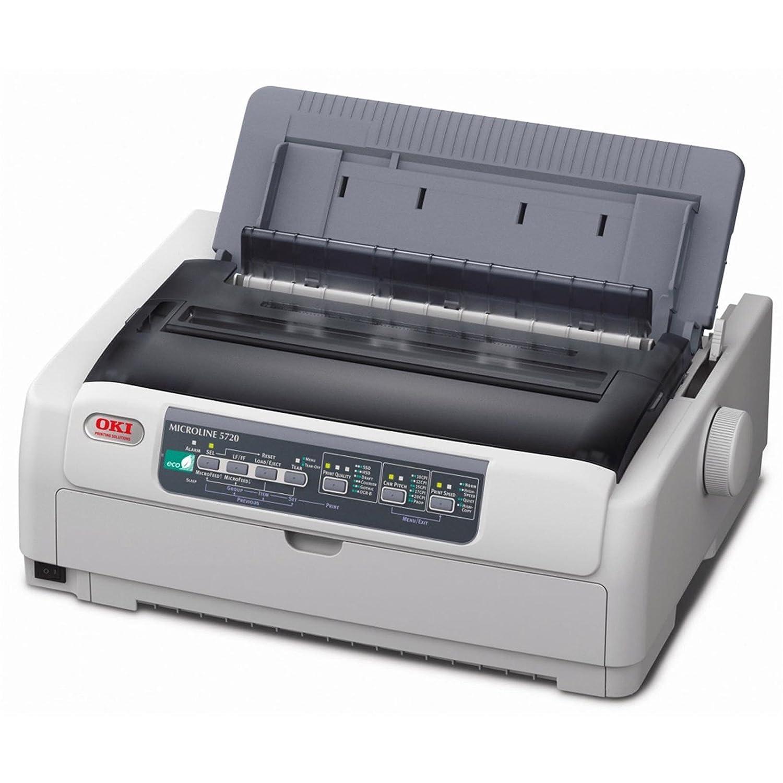 OKI ML5720 ECO impresora de matriz de punto 240 x 216 DPI 700 carácteres por segundo - Impresora matricial de punto (240 x 216 DPI, 700 carácteres por ...