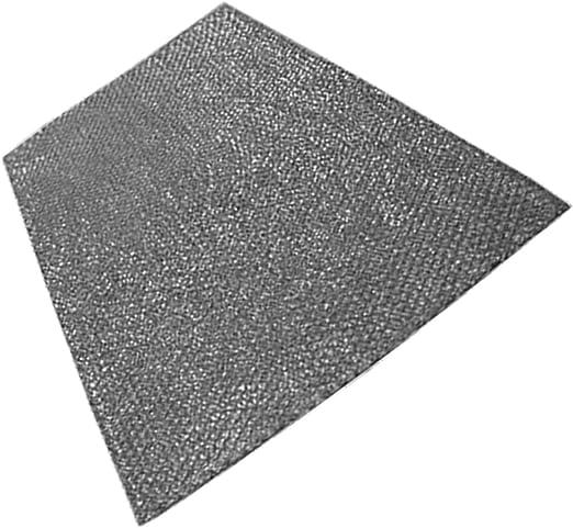 Spares2go grande aluminio malla filtro para campana de cocina nuevo mundo/ventilador Extractor ventilación (92 x 47 cm, corte a tamaño): Amazon.es: Hogar