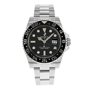 b8ee3eb8a3f Image Unavailable. Image not available for. Color  Rolex GMT Master II ...
