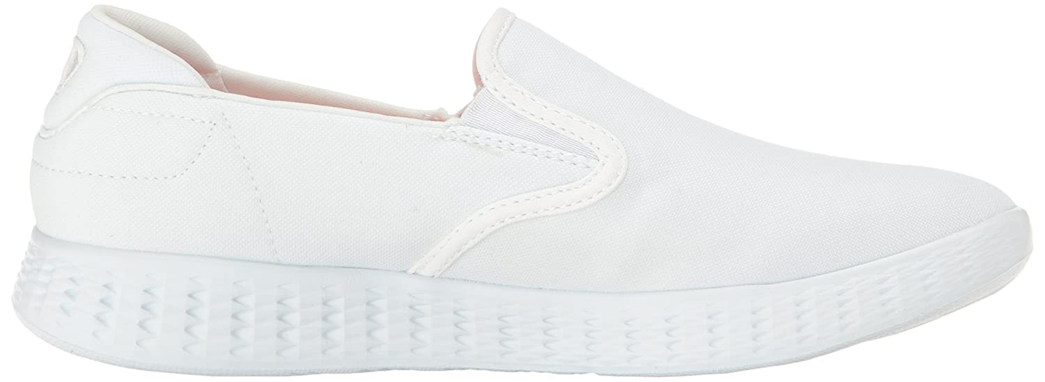 Skechers Damen On-The-go - Mist Tennisschuhe White