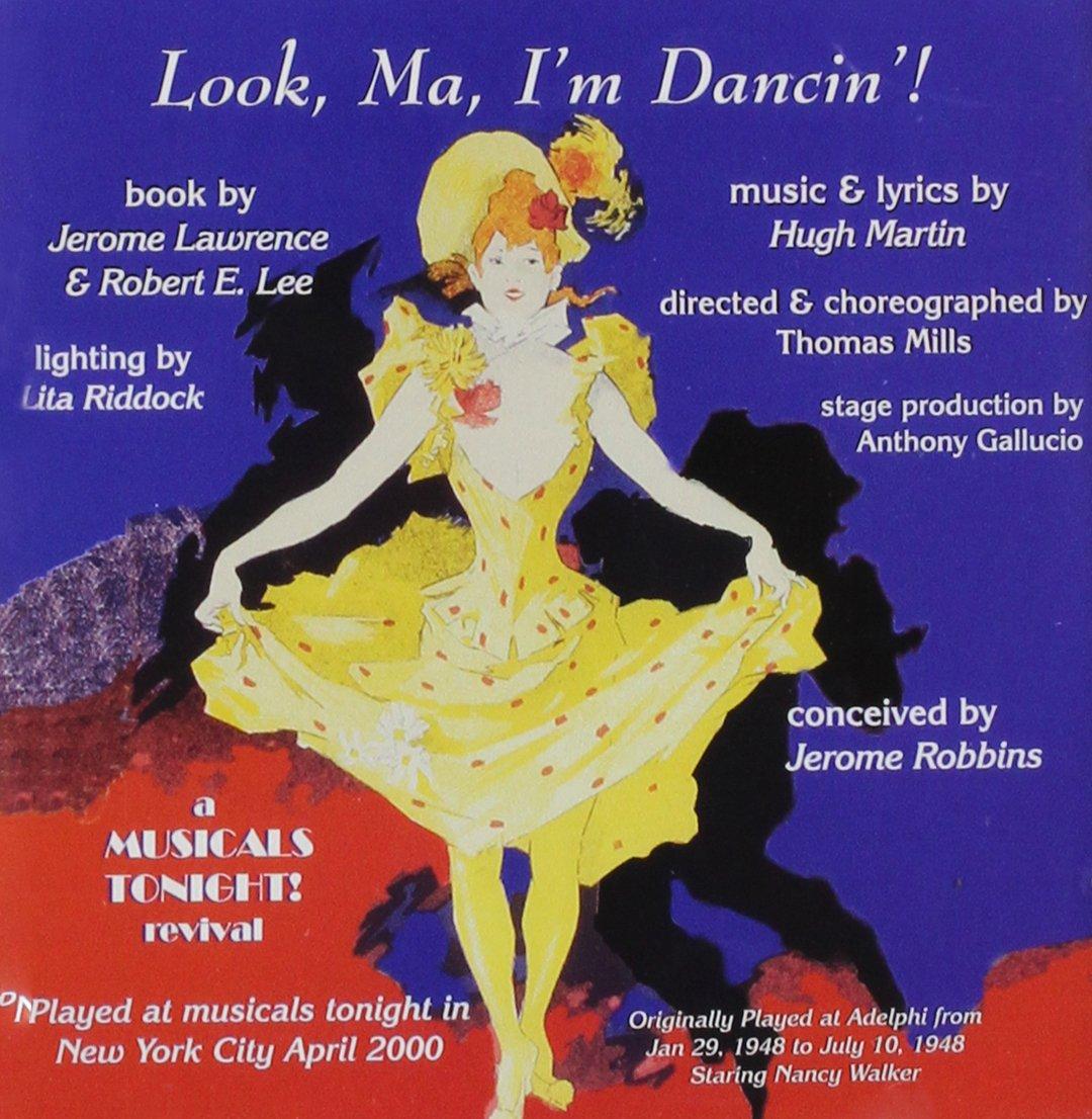 LOOK MA Iu0027m DANCINu0027 / O.B.C. - Look Ma Iu0027m Dancin! (2000 Off-Broadway Concert Cast) - Amazon.com Music  sc 1 st  Amazon.com & LOOK MA Iu0027m DANCINu0027 / O.B.C. - Look Ma Iu0027m Dancin! (2000 Off ... azcodes.com